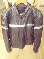 Harley Davidson Men's Triple EVOLUTION Leather Jacket Waterproof 98068