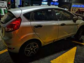 Stripping of 2016 Ford Fiesta Eco boost for parts