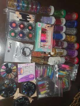 Nail salon stock