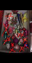 Новогодние игрушки на елку елочное украшение