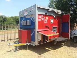 Business on Wheels : READY . Catering