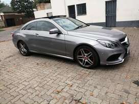 MERCEDES BENZ E CLASS E500 COUPE AMG SPORTS 2015