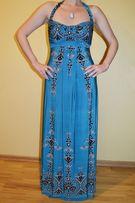 Красивое длинное платье в пол Размер XS-S