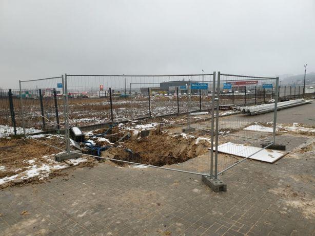 Ogrodzenia Tymczasowe, Ogrodzenie Budowlane AZ 1 Słupsk Słupsk - image 5