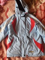 Зимова куртка ATOMIC.