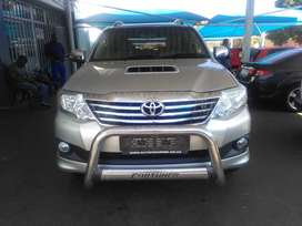 TOYOTA FORTUNER 3.0 D4D MANUAL