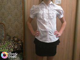 Блузка нарядная на Вашу девочку