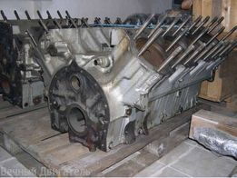 Блок цилиндров ЯМЗ -238