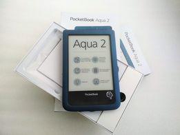 Электронная книга PocketBook Aqua2 641 с подсветкой.ГАРАНТИЯ