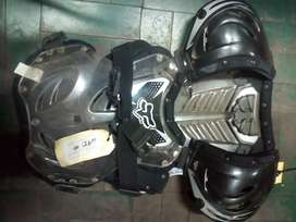 Fox racing chest protector L 243Aug20