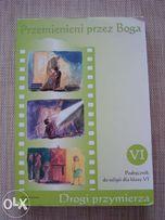 Przemienieni przez Boga. Podręcznik do religii dla klasy VI. Drogi prz