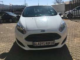 Automatic Ford Fiesta 1.0