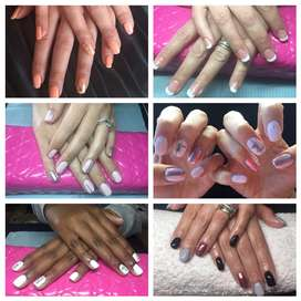 Gel nails Spring special