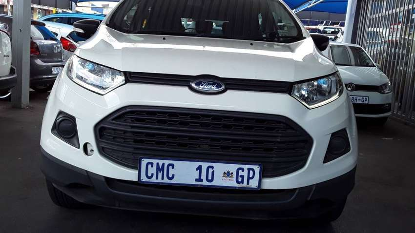 FORD ECOSPORT 1.5 MANUAL 0