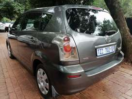 Toyota Verso 1.6 Seven Seaters Manual For Sale