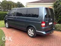 Image of 2009 Vw Caravelle T5 2.5tdi Swop only