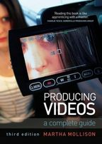 Producing Videos A Complete Guide MARTHA MOLLISON podręcznik NOWA
