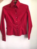 Классическая рубашка Roberto Cavalli, оригинал !
