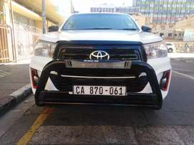 Pre Own 2017 Toyota HILUX 2.8 GD-6  A/T.