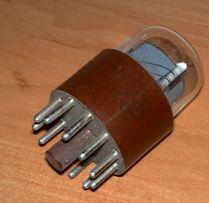 Лампа, индикатор цифры ИН-1