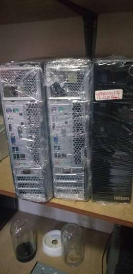 Lenovo Desktop Intel Core i7-4770 (16.0Gb Ram