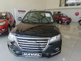 Haval H2 1.5T Luxury Automatic with black mags