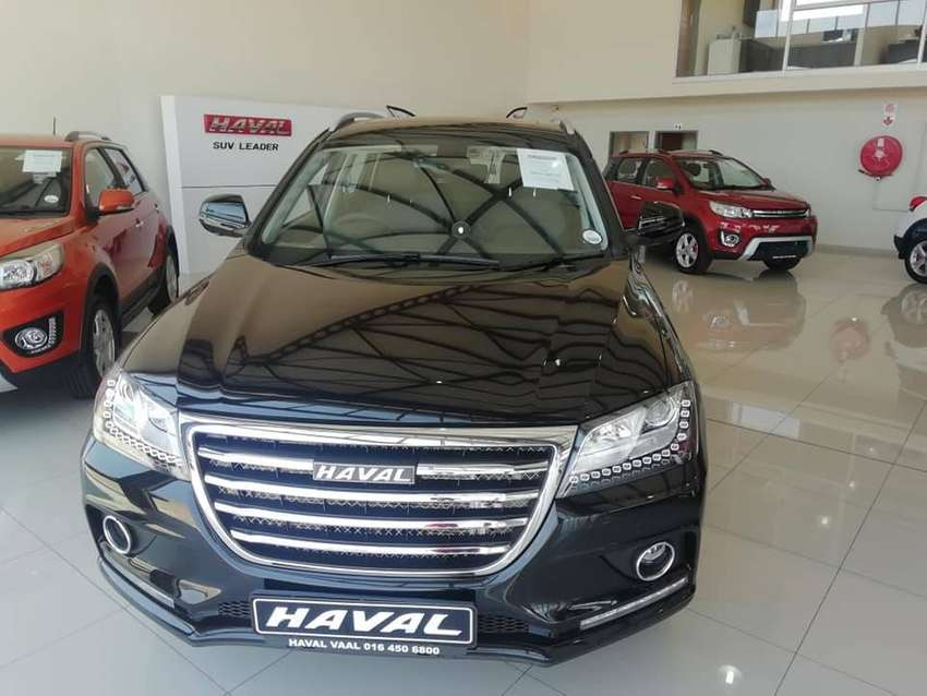 Haval H2 1.5T Luxury Automatic with black mags 0