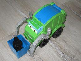 Play-Doh śmieciarka