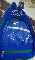 Рюкзак, спортивная сумка через плече ТОРГ