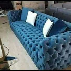 Buttoned couches for sale by manufacturer