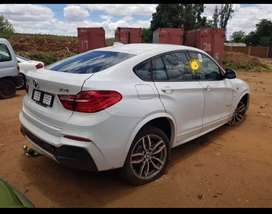 2017 BMW X4 2.0D STRIPPING AS SPARES