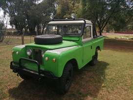 Land Rover series 2 swb for sale