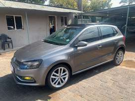 2015 Volkswagen Polo GP Hatch 1.2 TSI Highline for sale! With 79000 ki