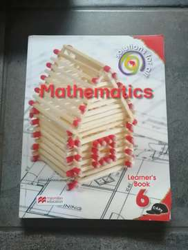 Solutions for all mathematics: Gr 6: Learner's book