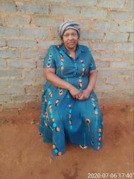 Smart and hard working Lesotho maid seeking stay in work