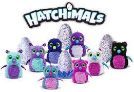 ОРИГИНАЛ Hatchimals Интерактивная игрушка в яйце Хэтчималс Spin Master