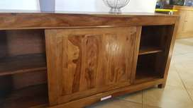Wooden Sideboard/TV Unit