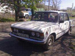 Fiat 125 в Луганской обл.