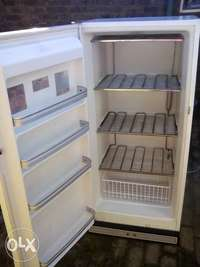 Image of White freezer for sale. Only freezer no fridge department