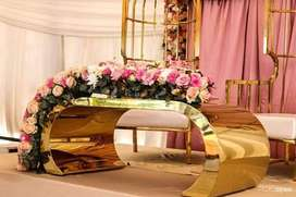 Traditional Wedding Set Up R170 per person