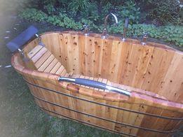 Изысканная деревянная ванная (бочка), АКЦИЯ!!!