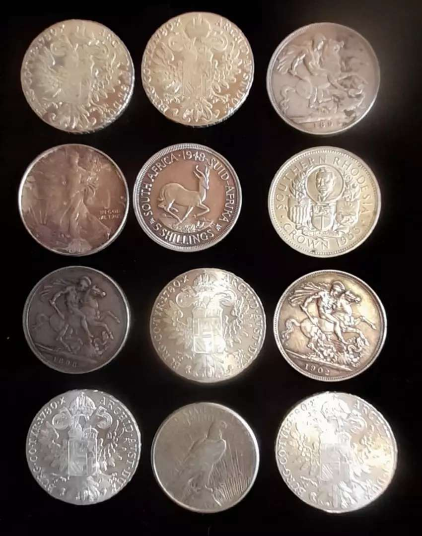 OLD COLLECTOR COINS 0