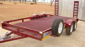 New Car trailer easy loader with ramps 2020