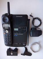 Радиотелефон с автоответчиком Panasonic KX-TC1733B