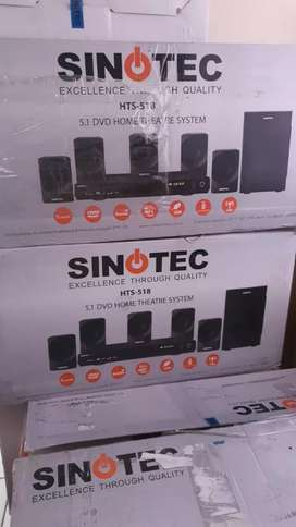 Sinotec 5.1 channel home theater