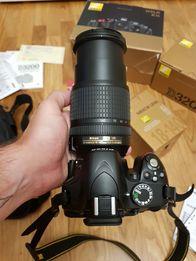 продам Nikon 3200 18/140 состояние нового