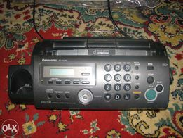 Телефон-Факс Рanasonic-kx-fc228