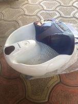 Гидромассажная ваночка для ног.
