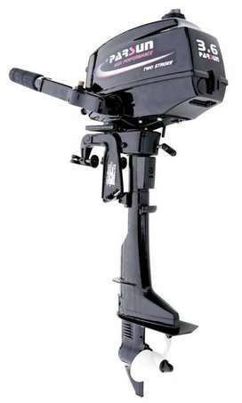 (NN) PARSUN OUTBOARD T3.6HP SHORT SHAFT