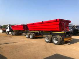 A MUST HAVE SIDE TIPPER TRAILER FOR SALE